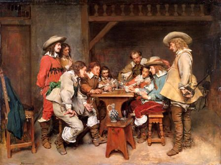piquet card game